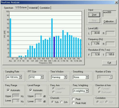 YMEC software - MEASUREMENT OF TIME ALIGNMENT, DIRECT SOUND, AND